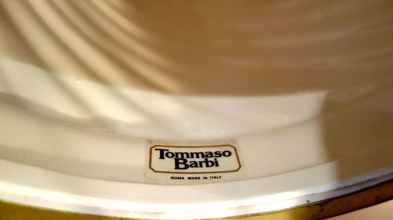lampe Tommaso Barbi année 60, Italie