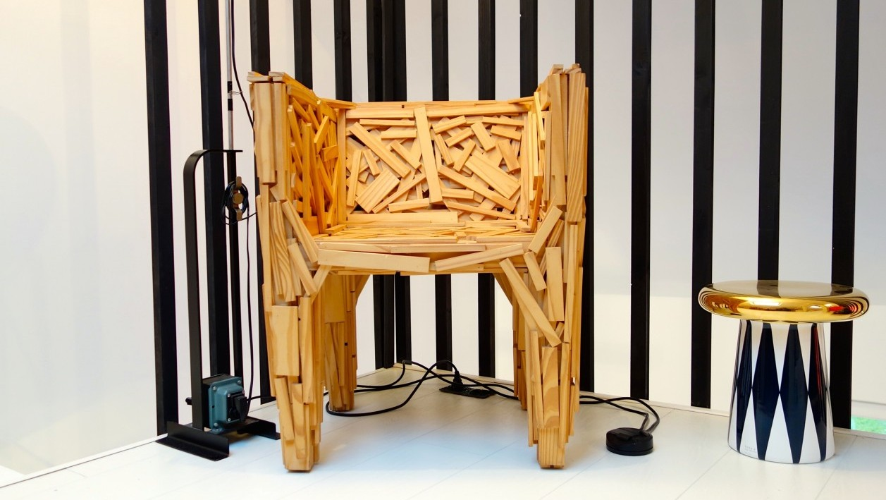Favela Chair, Campana brothers.