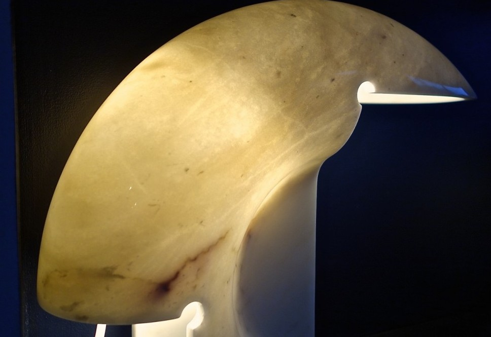lampe biagio, Tobia Scarpa, Flos